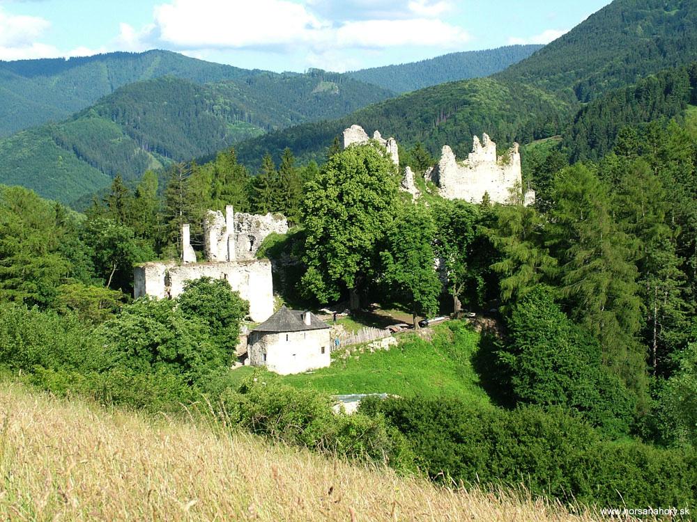 sklabinsky-hrad